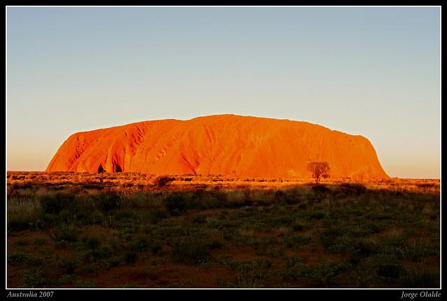 Uluru 2007