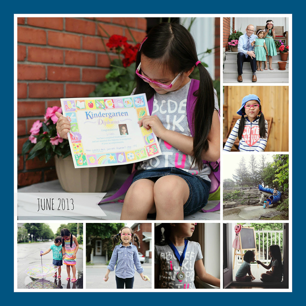 Lilah : June in pictures