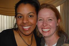 Cassandra and Lauren