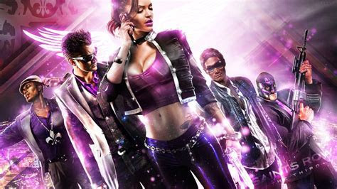 Saints Row 2 and Saints Row: The Third Games Now Available