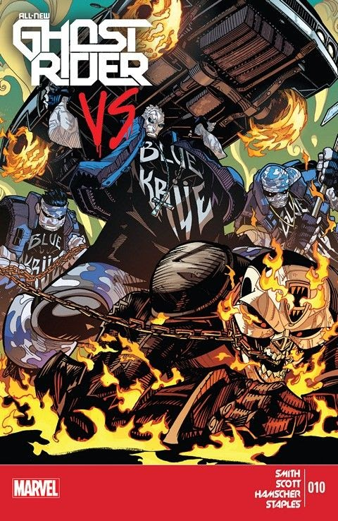 Ghost Rider Comic Book Download