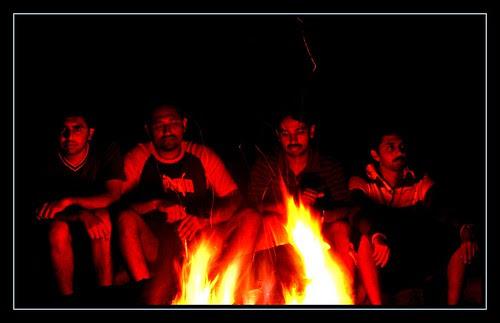 Praveen, Vishal, Shankar and Karthik
