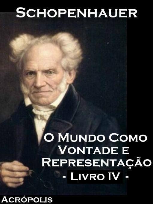 Schopenhauer E A Vontade Como Essência De Todas As Coisas Encena