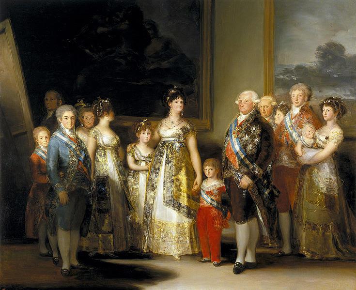 File:La familia de Carlos IV.jpg