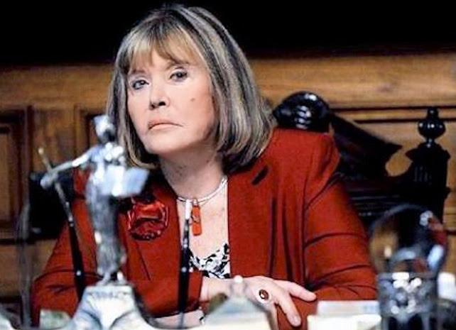La jueza argentina María Servini.
