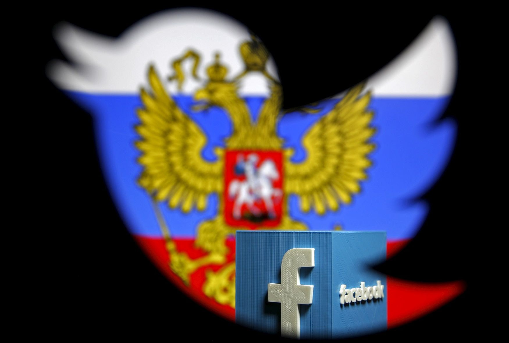 Risultati immagini per russia facebook