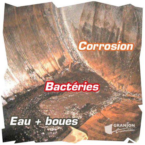 Carburant bateaux 2/2 - Contamination du gazole, cause, conséquences et remèdesCar