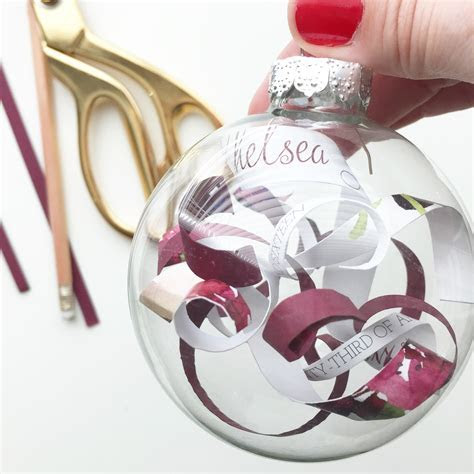 Wedding Invitation Ornament: First Married Christmas