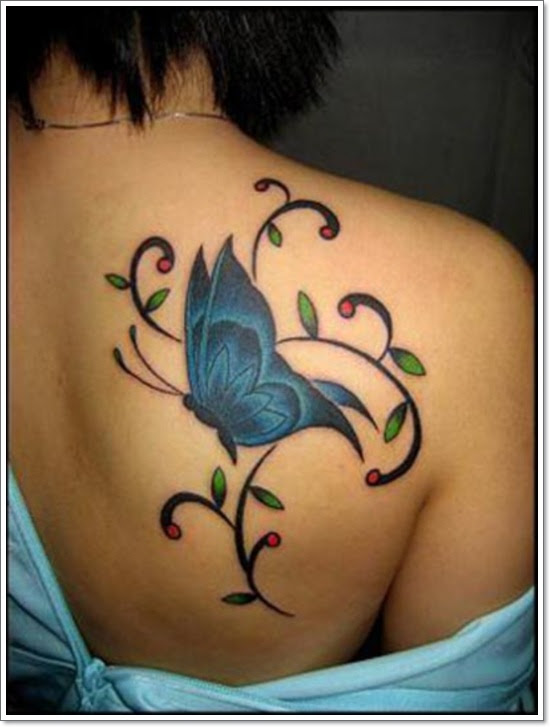 Cool Ideas For Making A Butterfly Tattoo Feel More Like Your Own