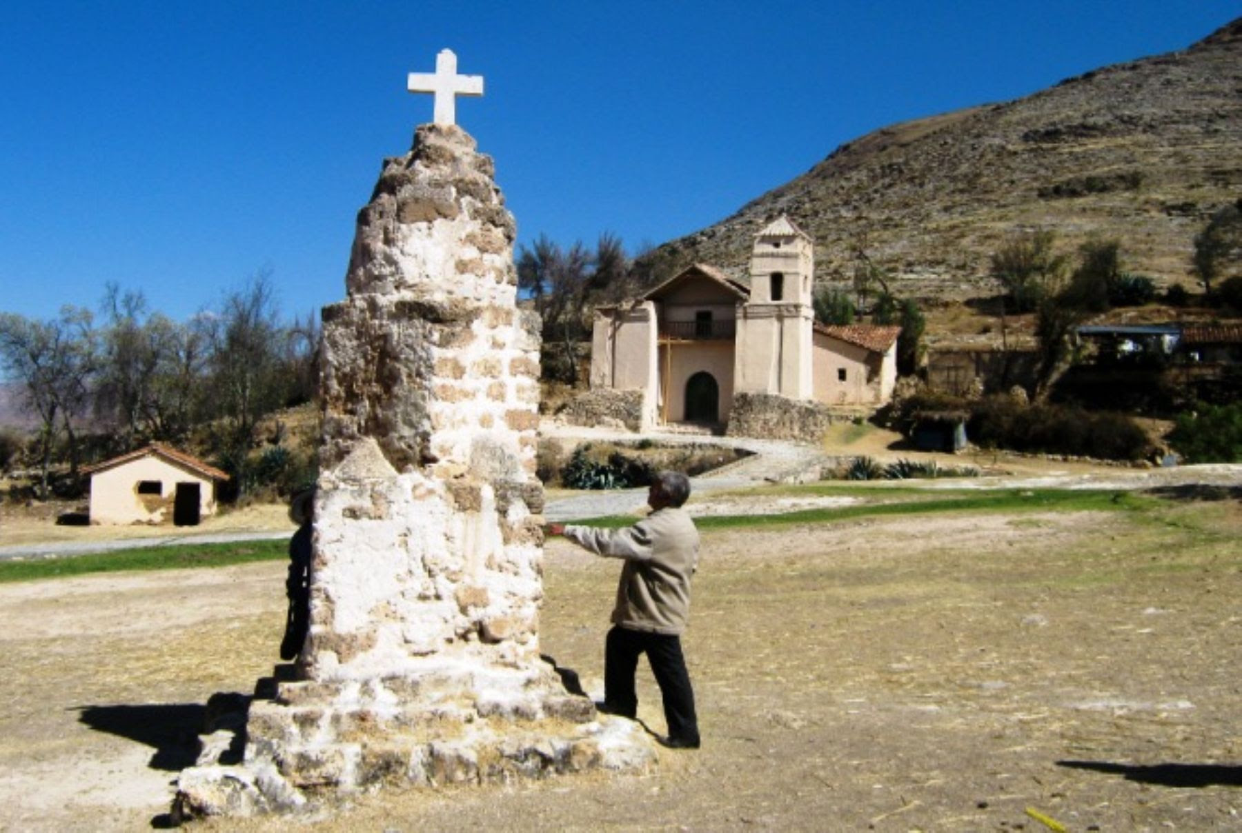 Resultado de imagen para capilla el copon valle del mantaro