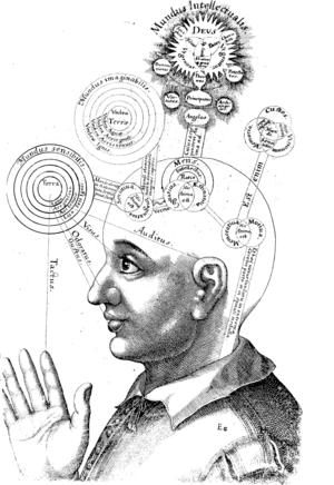 Robert Fludd, Utriusque cosmi maioris scilicet...