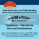 OceanJet Tagbilaran-Cebu Route