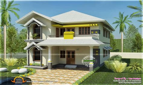 south indian house design  porticos  indian house