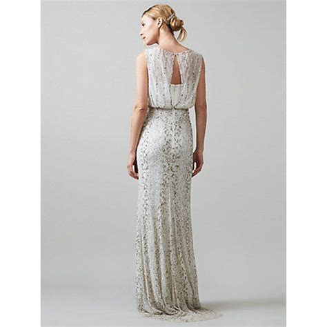Phase Eight Bridal Hope Wedding Dress, Ivory   Wedding Day