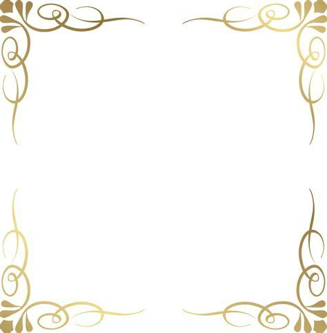 Pin by Marie Camille on Borders png   Wedding borders