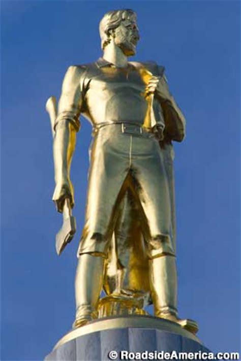 golden lumberjack superhero  oregon salem oregon