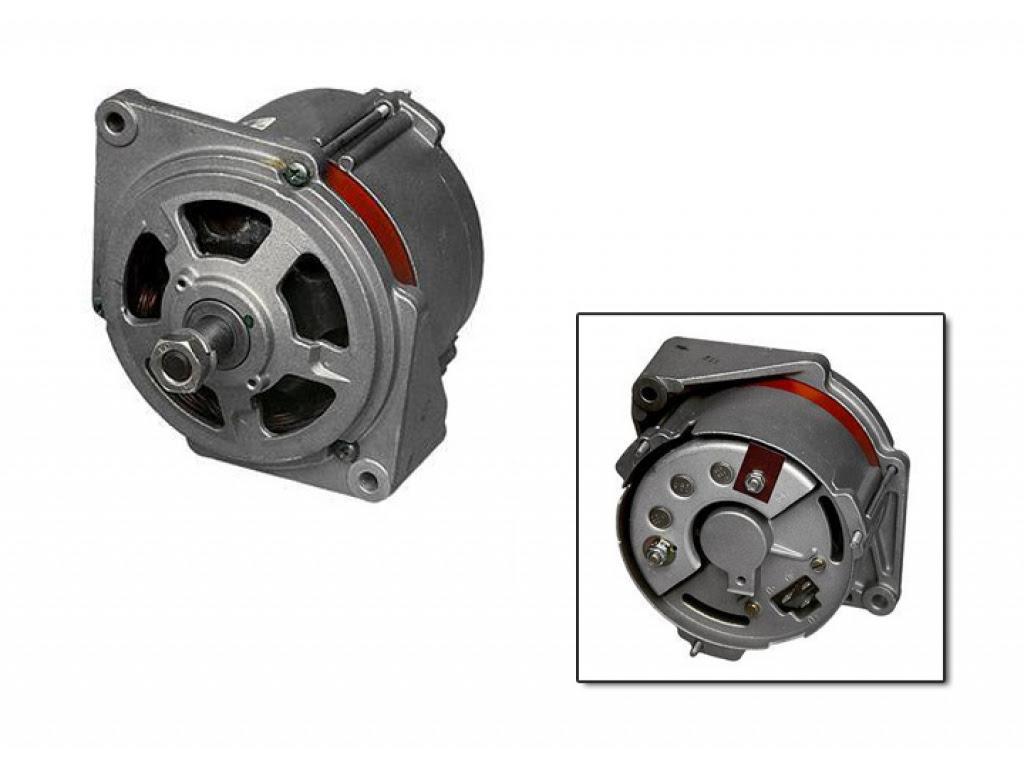 Porsche Alternator Wiring