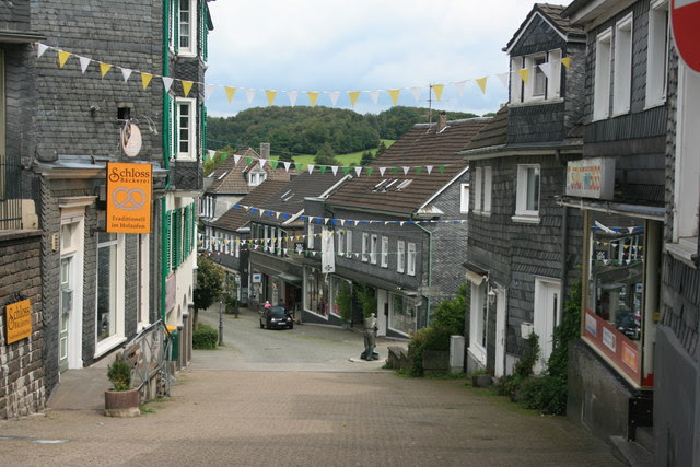 Altstadt Huckeswagen Mgrs 32ulb8367 Geograph Deutschland