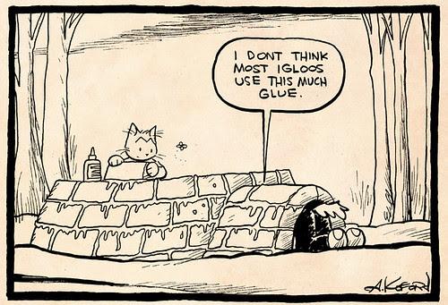 Laugh-Out-Loud Cats #2418 by Ape Lad