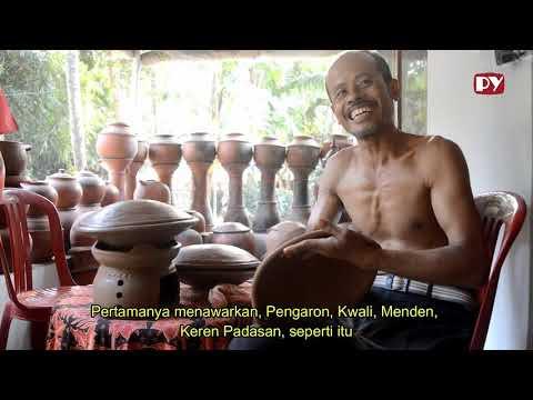 Cerita Mbah Sarmo setelah 30 Tahun menjadi Pengrajin Gerabah