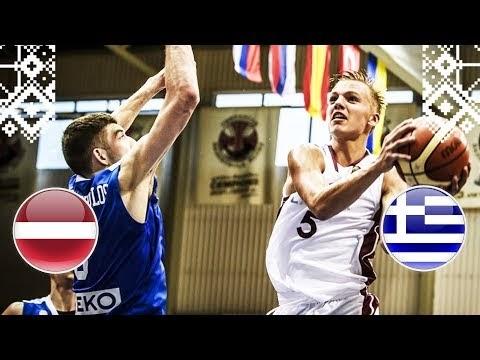 Λετονία-Ελλάδα για το Ευρωπαϊκό Εφήβων ζωντανά στις 18:30 από την Λετονία