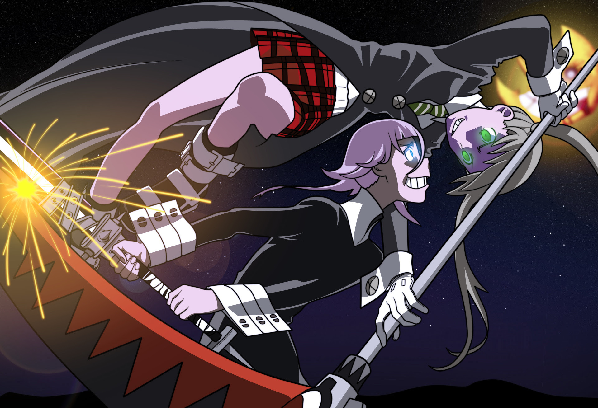 Awesome Soul Eater Wallpaper 71 Images
