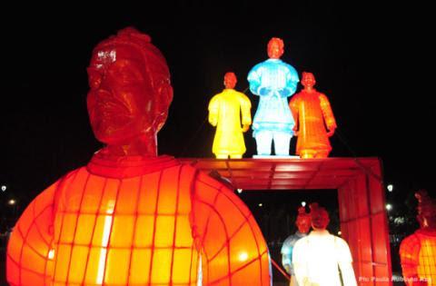 No se pierda 'Las linternas de los guerreros de terracota' en el Festival Iberoamericano de Teatro