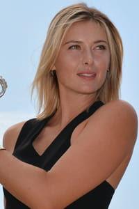 Maria Sharapova(tennis)