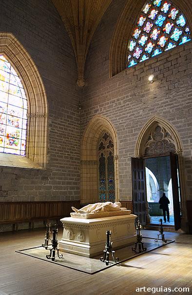 La capilla de San Agustín