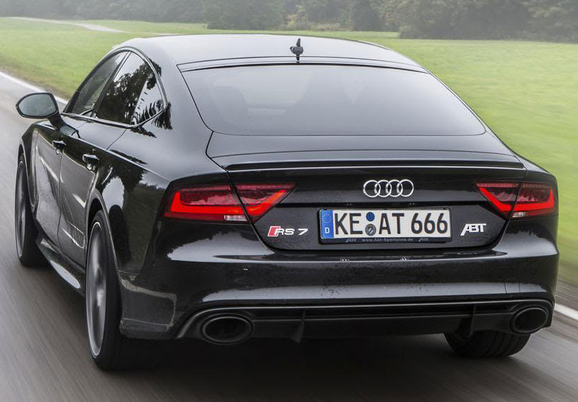 ABT Audi RS7 with 700 hp Photos - Image 3