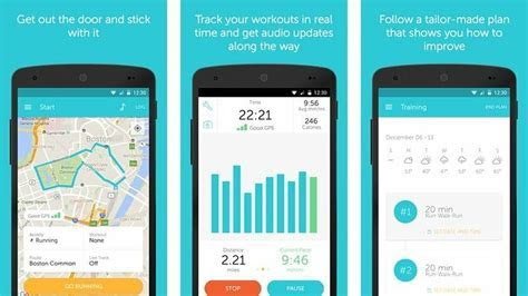 Get The Best Fitness Apps for 2017
