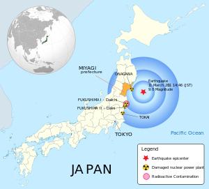 EARTHQUAKE / 11.3.2011 - 14:45 (PT) / 9 MAGNITUDE
