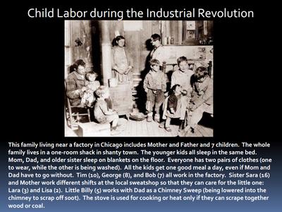 Children Of The Industrial Revolution Museum Of Childhood