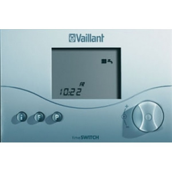 Vaillant Thermostat Instructions