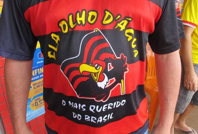 Flamengo Olho D'Água das Cunhãs (Foto: Ivan Raupp)