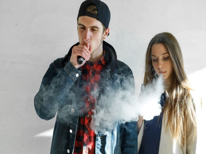 Additives to E-Cigarettes May Be Upping Health Dangers