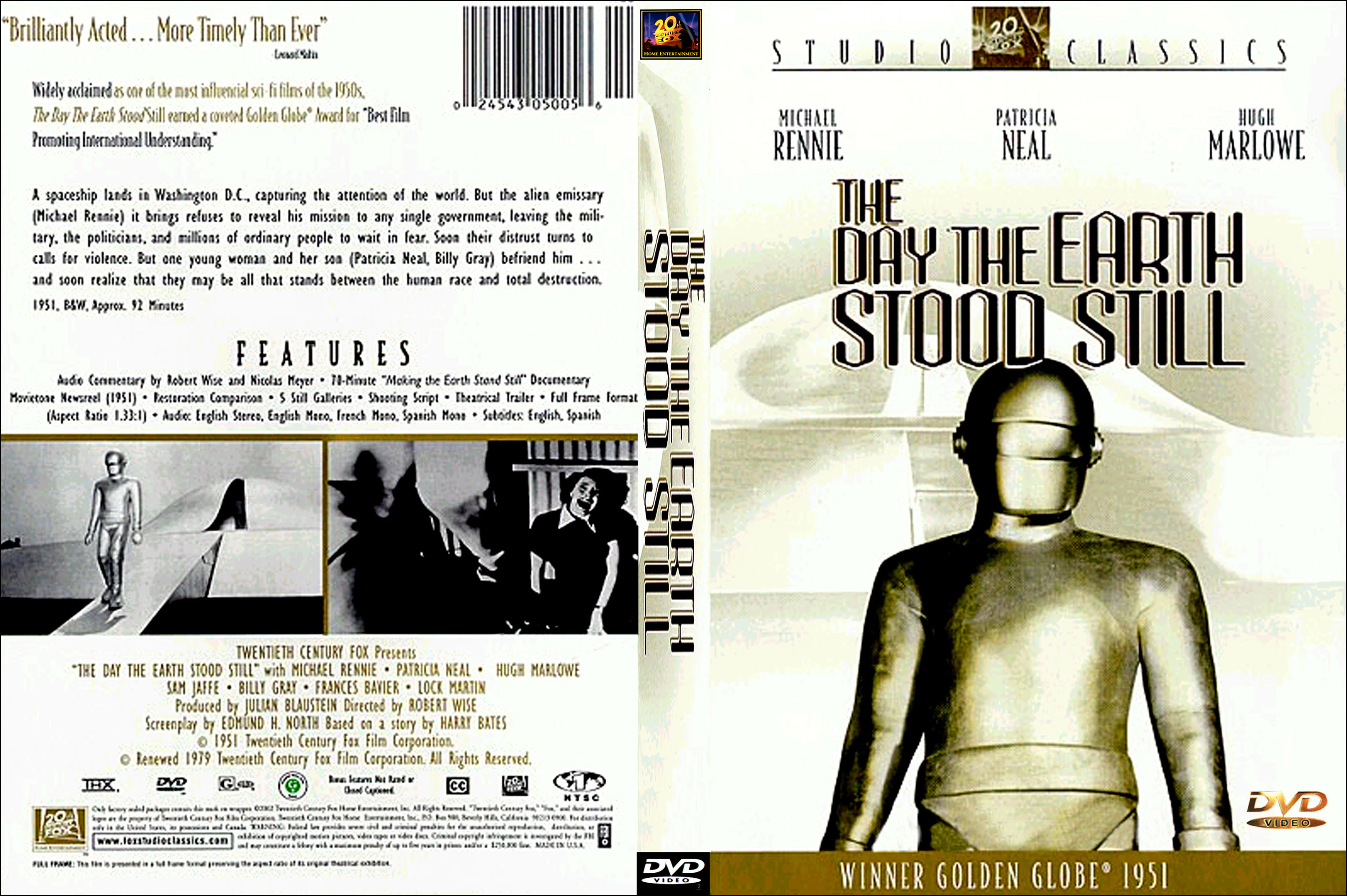 an analysis of the movie the day earth stood still Watch the day the earth stood still 2008 free movie online in hd 1080p quality and without registration actors: keanu reeves, jennifer connelly, kathy bates, jaden smith, john cleese.