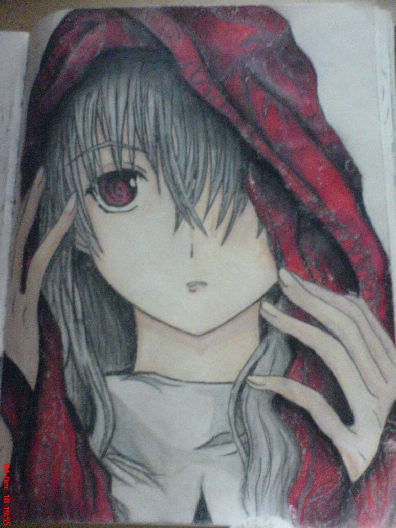 Anime Art Pencil Sad Anime Wallpapers
