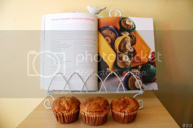 Mushy Monkey Banana Muffins : Sweet Debbie's