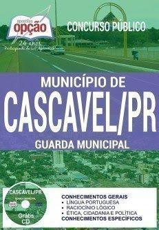 Apostila Concurso Guarda Municipal de Cascavel.
