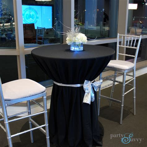 stand  cocktail table rental high top tables partysavvy