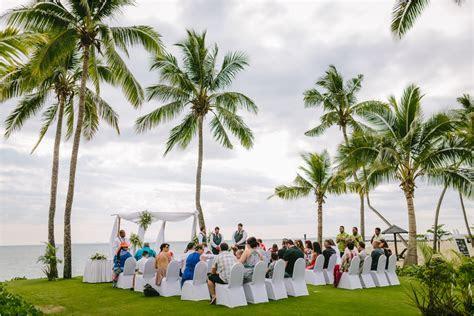 Amanda & Robin ? Sheraton Fiji Resort   Fiji wedding
