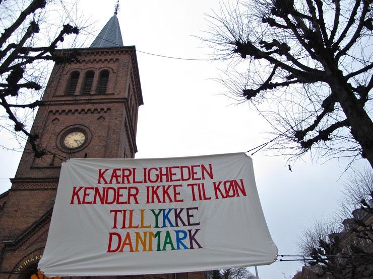 Congratulations Denmark!