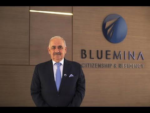 حوار مع المؤسس والرئيس التنفيذي لشركة بلومينا Bluemina