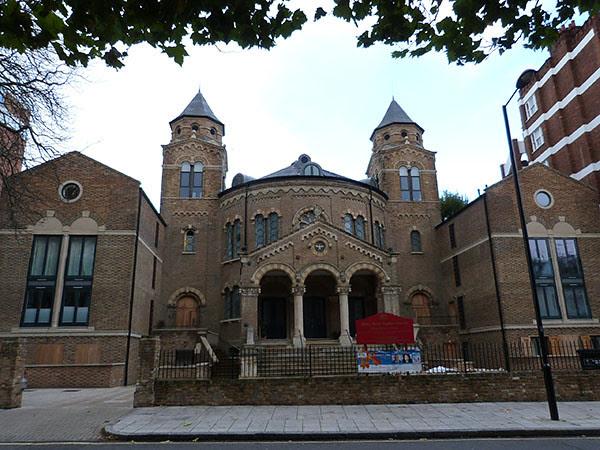 église abbey road
