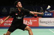 Dua Tunggal Putra Indonesia Lolos ke Babak Ketiga Korea Masters