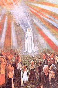Apparition du 13 octobre à Fatima