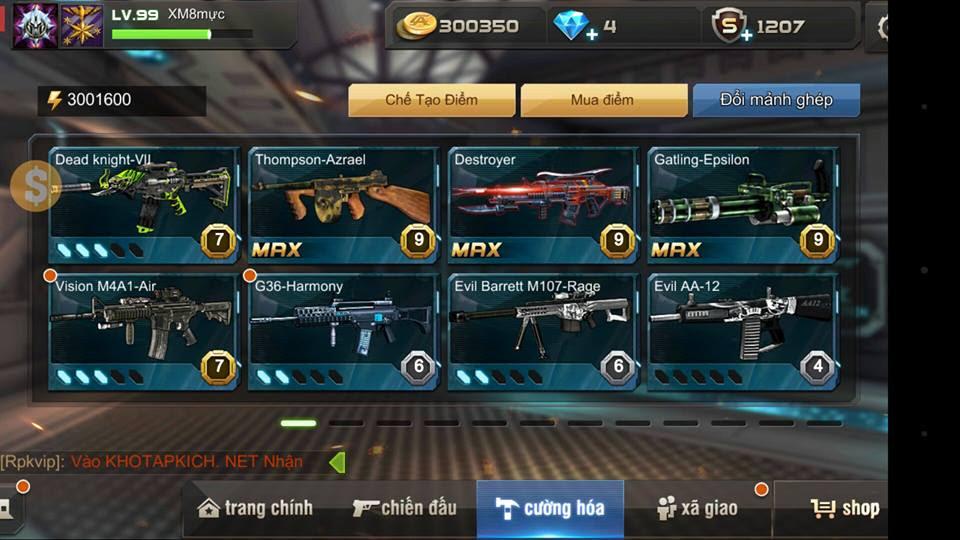 cách tải game tập kích cho windows phone 8