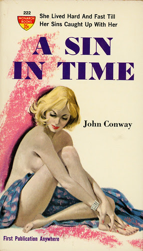 Image result for a sin in time book