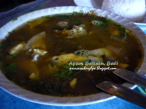 Ayam Bertutu Bali 08